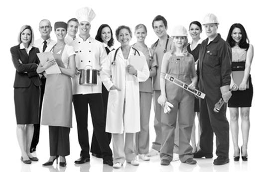 En fonction des différents secteurs d'activité et des besoins liés à la taille des entreprises, nous disposons d'équipes adaptées et spécialisées permettant de répondre aux attentes des clients les plus variés.