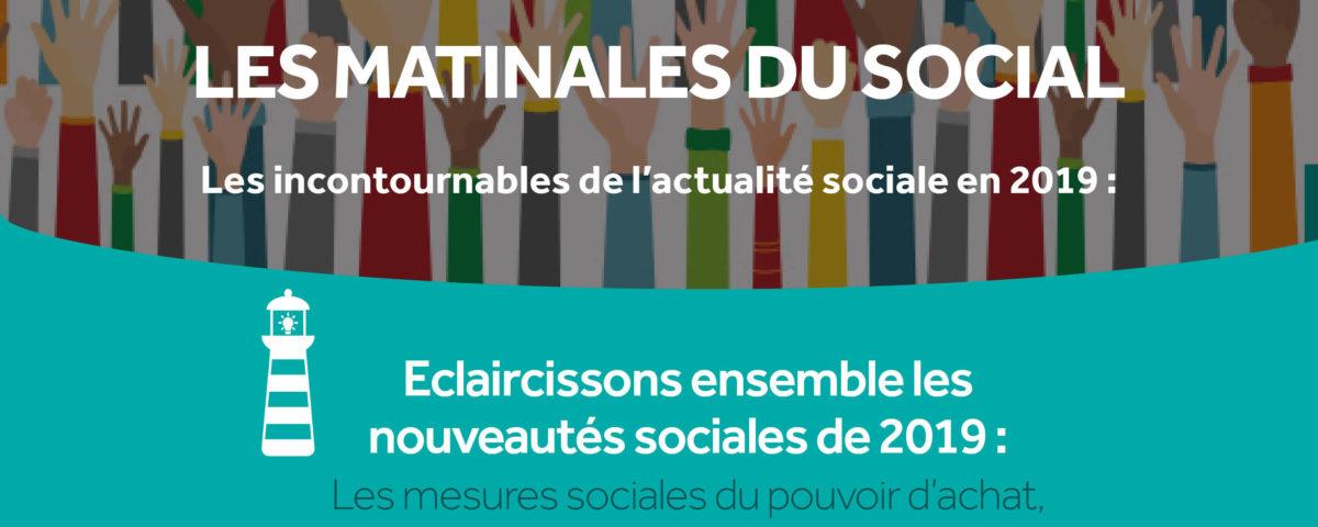 Matinales Social 2019