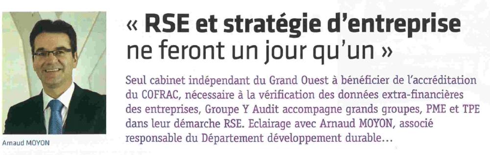 A Moyon - RSE et stratégie entreprise