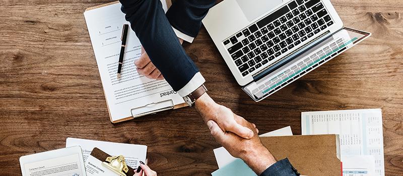 Contrat embauche CDDU - Groupe Y Nexia