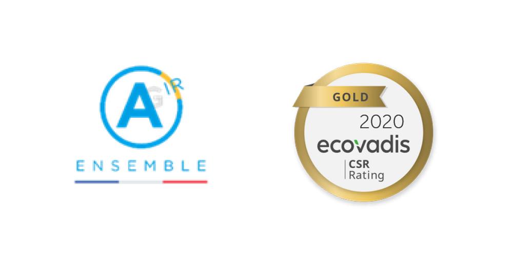 AG Dynamics - Ecovadis gold