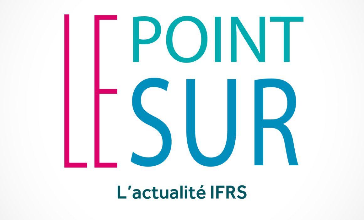 Le point sur l'actualité IFRS Groupe Y Nexia